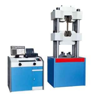 微机控制液压万能试验机   B型机